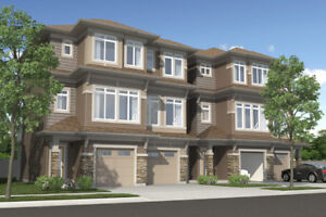 Townhomes NO CONDO FEES in new beach community in St. Alberta