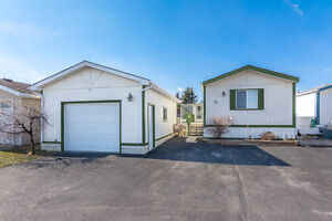 Home in Adult (40+) Gated Community w/ Garage