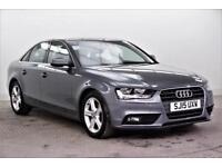 2015 Audi A4 TDI SE TECHNIK Diesel grey Manual