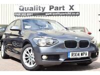 2014 BMW 1 Series 2.0 120d BluePerformance SE Sports Hatch 5dr (start/stop)
