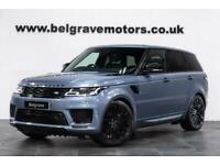 "Land Rover Range Rover Sport SDV6 AUTOBIOGRAPHY DYNAMIC 22"" HAWKE ALLOYS BYRON"