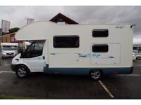 Blu Camp Sky 50 6 Berth Motorhome for sale
