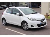 2013 Toyota Yaris 1.0 VVT-i TR 5dr (Touch and Go)