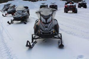 2015 Ski-Doo Renegade Backcountry Rotax 600 H.O. E-TEC