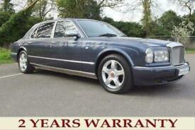 image for 2002 Bentley Arnage 6.8 LWB Saloon 4dr Saloon Petrol Automatic