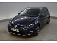 Volkswagen Golf 1.4 TSI GTE 5dr DSG [Nav]