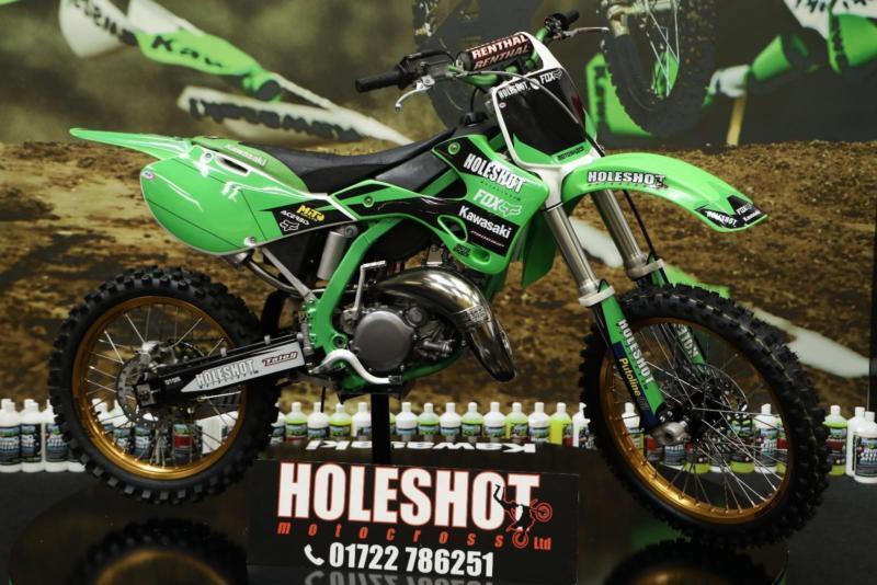 1999 Kawasaki Kx 125 Motocross Bike Evo Super Evo In