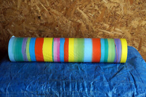 Huge roll coloured gift wrapping paper