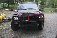 1990 Jeep Grand Cherokee Wagon