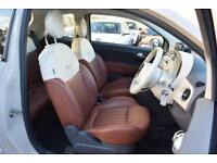 2014 Fiat 500 1.2 Lounge Dualogic 3dr (start/stop)