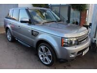 Land Rover Range Rover Sport SDV6 HSE BLACK-1 OWNER FROM NEW