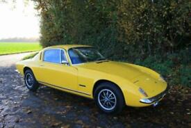 image for Lotus Elan+2S130/4, 1973. Brilliant in its original colour, Lotus Yellow (LO7)