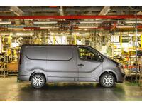 Vauxhall Vivaro Sportive L2 1.6CDTi 125PS BiTurbo ( s/s ) 2018MY 2900 £239 + VAT
