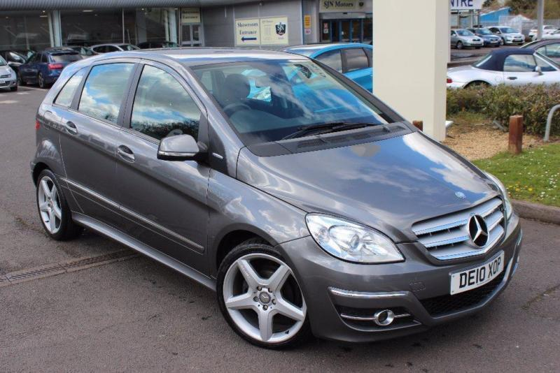 2010 mercedes benz b class 1 5 b160 blueefficiency sport 5dr in northampton northamptonshire. Black Bedroom Furniture Sets. Home Design Ideas