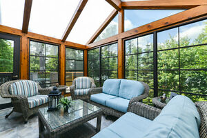 SUNROOMS FOR SALE