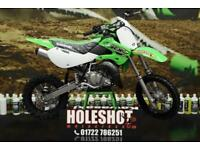 2018 Kawasaki KX 65 Motocross Bike UK Main Dealers