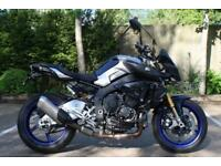 YAMAHA MT10 SP OHLINS SUSPENSION MT-10 SP MT10SP 17MY YAMAHA