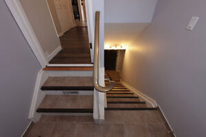 SPACIOUS 1 BEDROOM BASEMENT SUITE WITH SEPARATE ENTRANCE