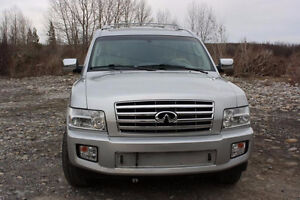 2006 Infiniti QX56 - 4 X 4 - Perfect Condition - Low Kilometers Kitchener / Waterloo Kitchener Area image 1