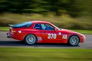 1987 Porsche 944 Turbo race car and trailer for sale