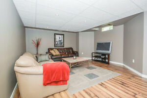 Beautiful  1 Bedroom Basement Appartment  in Cambridge for RENT