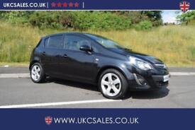 2012 Vauxhall Corsa 1.2 i 16v SXi 5dr