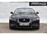 2013 Jaguar XF 3.0 TD V6 S Portfolio (s/s) 4dr