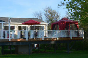 2-BEDROOM OCEANFRONT COTTAGE, CARIBOU ISLAND, NS