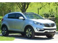 2013 Kia Sportage 3 Sat Nav Crdi Estate Diesel Manual