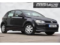 2011 Volkswagen Polo 1.2 S 5dr (a/c)
