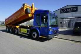 DENNIS ELITE 6 8X4 THOMPSON STEEL BODY TIPPER LOW ENTRY CAN EURO 6 FORS APPROVED