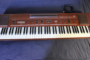 VINTAGE KORG Symphonic Piano 80S // Electric Piano & Strings