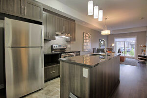 Move-in ready luxury condos in Petrie's Landing!