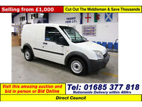 2004 - 54 - FORD TRANSIT CONNECT L200 1.8 DUAL FUEL (GUIDE PRICE)