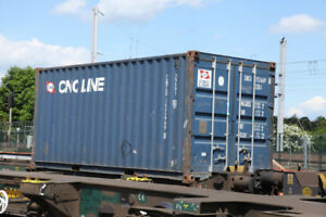 GOOD USED Shipping/Storage Containers - SEACANS for SALE!