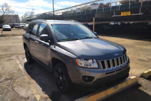 2011 Jeep Compass North 4WD - 108,400km