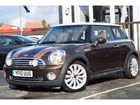 2010 10 MINI HATCH COOPER 1.6 COOPER MAYFAIR 3D 122 BHP