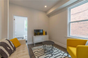 Completely Renovated 2 Bedroom AC/Parking All the perks