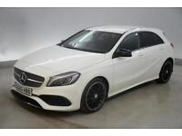 Mercedes-Benz A Class A180d AMG Line Premium 5dr