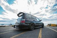 1998 Subaru Forester Stb Wagon