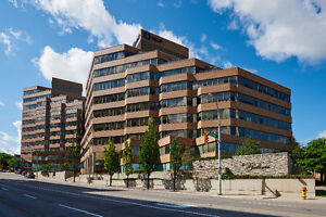 Downtown Kitchener Office Space available at The Galleria