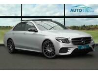 2020 Mercedes-Benz E Class 2.0 E300d AMG Line Night Edition (Premium Plus)