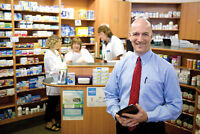 Seeking an Awesome Pharmacy Front Store Manager !