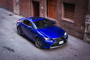 2016 Lexus Other RC350 F Sport 3 Coupe (2 door)