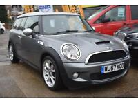 BAD CREDIT CAR FINANCE AVAILABLE 2007 57 MINI CLUBMAN 1.6 COOPER S