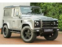 2013 Land Rover Defender XS Station Wagon TDCi [2.2] WINDOW VAN Diesel Manual