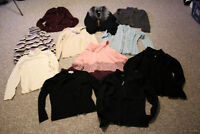 Lot of Women's clothes size large - xl for sale