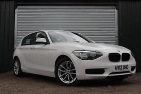 BMW 116 2.0TD auto 2012MY d ES