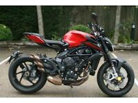 MV AGUSTA BRUTALE 800 ROSSO EAS/ABS 2020 MY20 MV AGUSTA BRUTALE 800 ROSSO