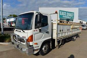 HINO FC 500 SERIES  ** SERVICE BODY ** #5024 Archerfield Brisbane South West Preview